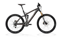 Ghost Cagua 6590 grey/black/orange